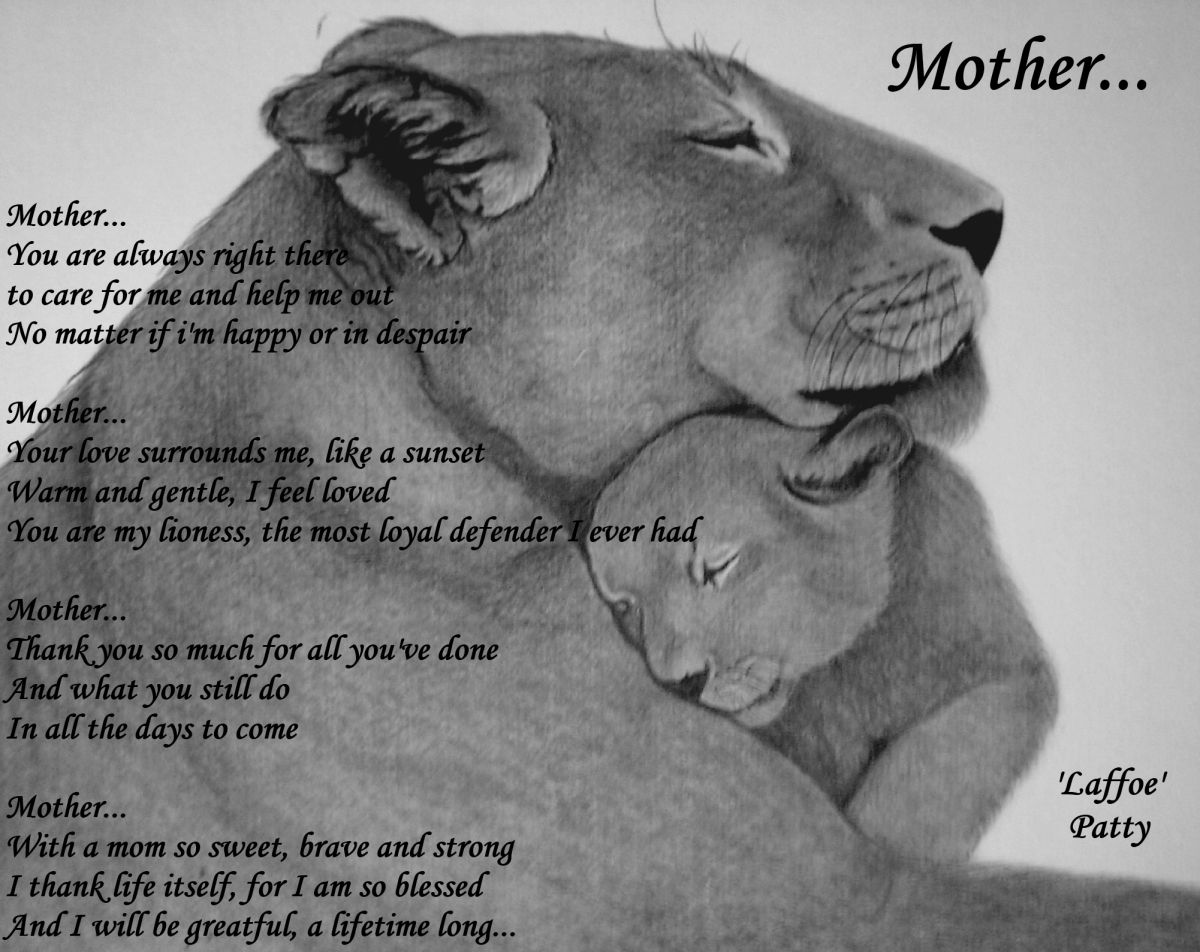 Mother's Day Poems That Make You Cry   Love My Mom Poems
