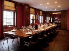 Soho House Pdr London Private Dining Room Rooms Table