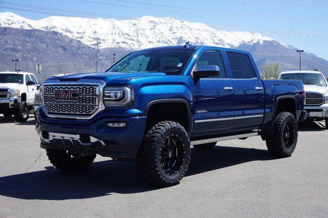 2017 Gmc Sierra Denali 1500 Gmc Trucks Trucks Gmc Trucks Sierra