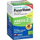 PreserVision AREDS 2 Vitamin & Mineral Supplement 360 Count Soft Gels , PreserVision-s5rk