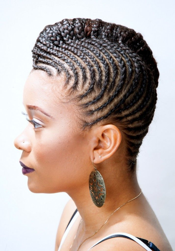 natural hairstyles work