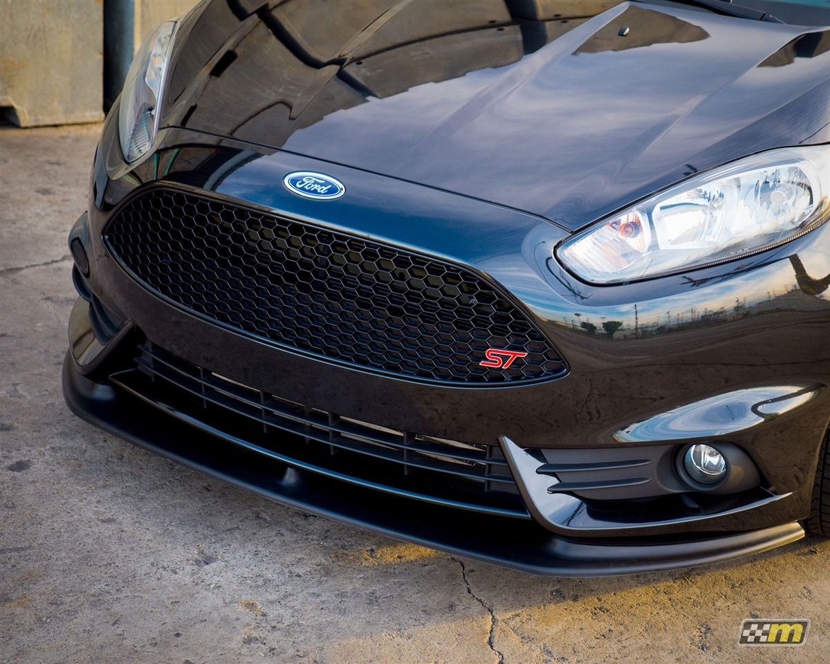 mountune Lower Front Splitter - Fiesta ST 2014-2019 | Fiesta