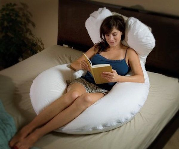Giant U Shaped Support Pillow | Shop