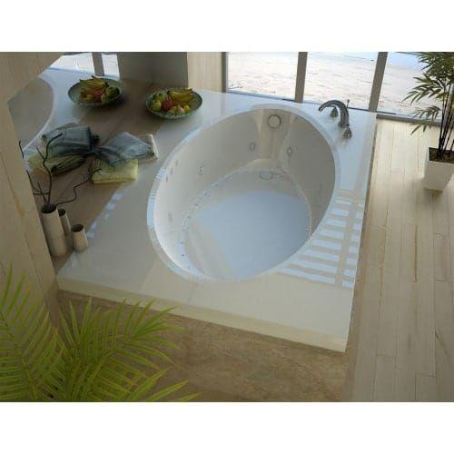 Avano AV4272VDRX Luxury Suite 71-1/4 Acrylic Air / Whirlpool Bathtub