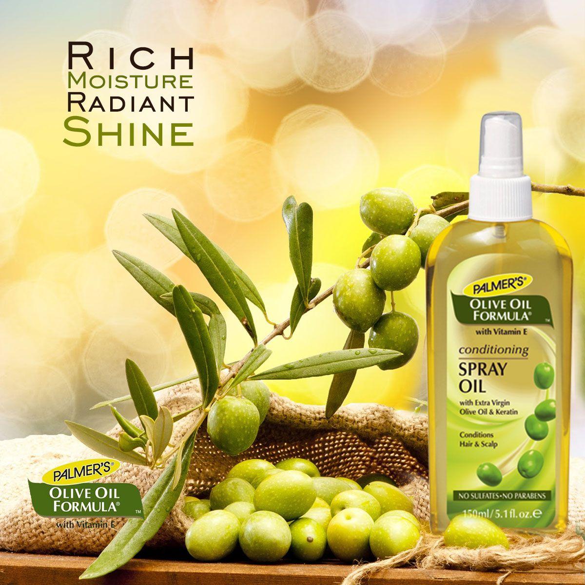 Palmers Olive oil Olive, Oils, Olive oil hair