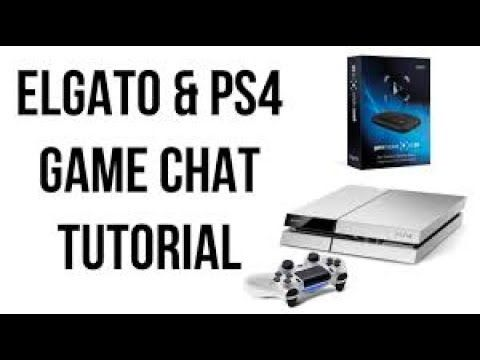 Elgato Game Capture HD60 Setup With PARTY CHAT [PS4&XBOX