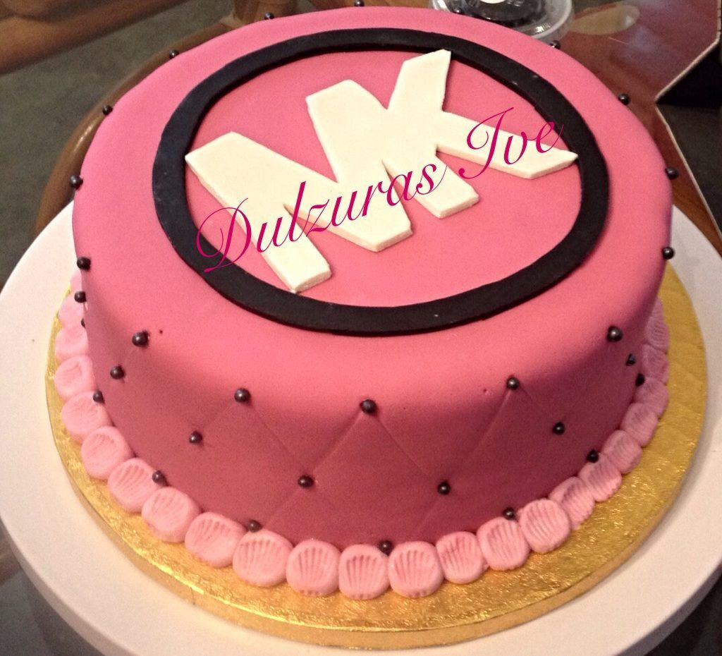 Michael Kors Cake Dulzura ive Pinterest Michael kors ...