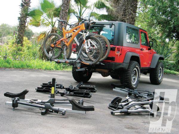Jeep Wrangler Bike Rack Roundup Bike Rack Jeep Jeep Wrangler