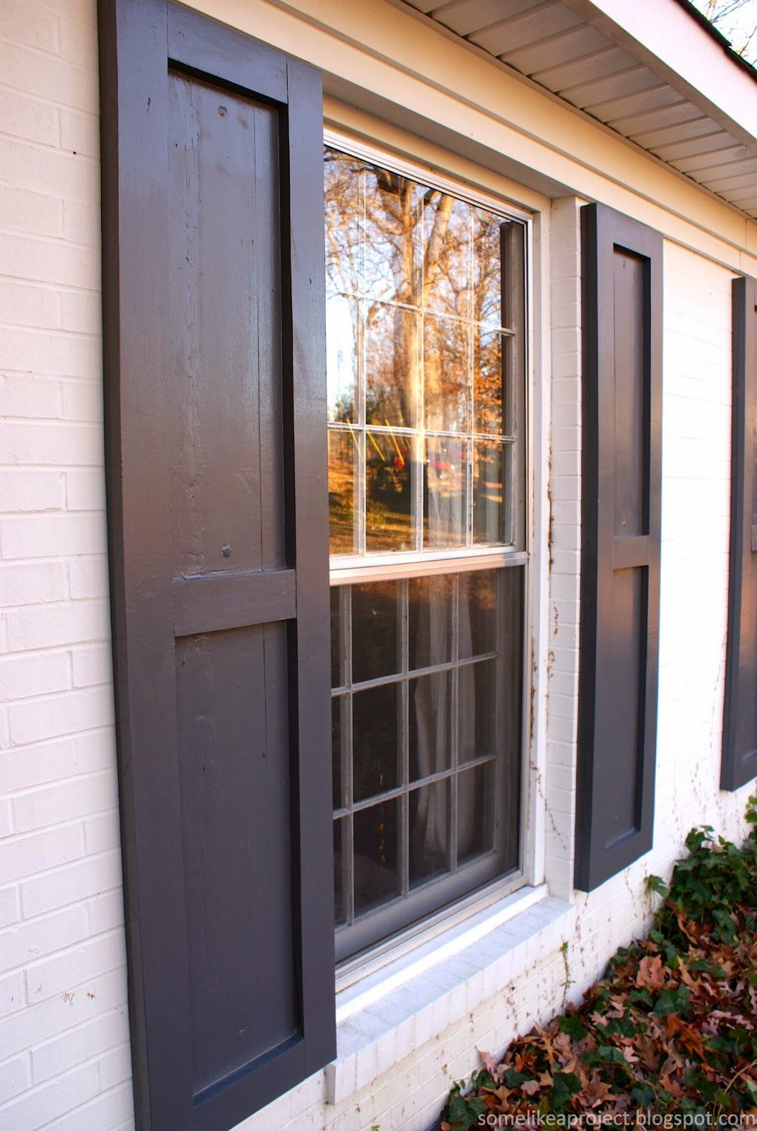Exterior face lift phase ii in 2020 shutters exterior