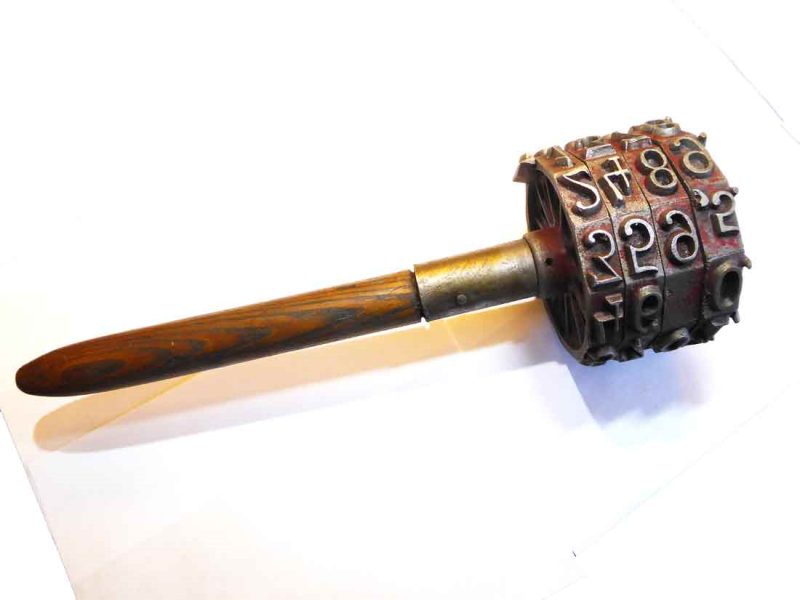 David Domincus Rem Scheid 4 Row Log Hammer Vb8605 With Images Hammer