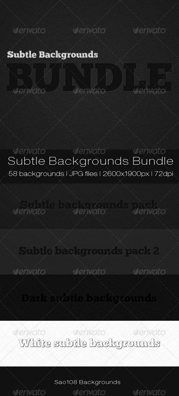 #Subtle #backgrounds #bundle - #Patterns #Backgrounds Download here: https://graphicriver.net/item/subtle-backgrounds-bundle/3737492?ref=alena994