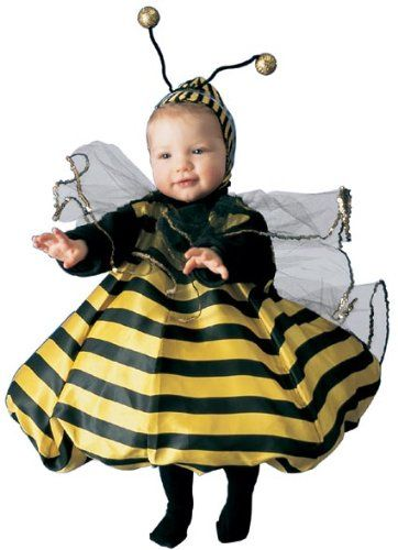 Infant Toddler Bumble Bee Halloween Costume Cute Costume For The