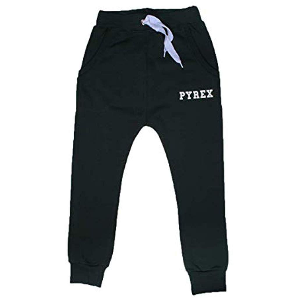 Pantalone PYREX Kids in Felpa Invernale 017026
