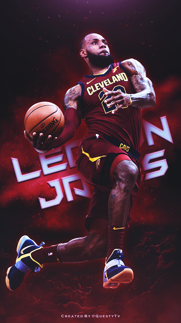 Phone Wallpapers on Behance Curry wallpaper, Lebron