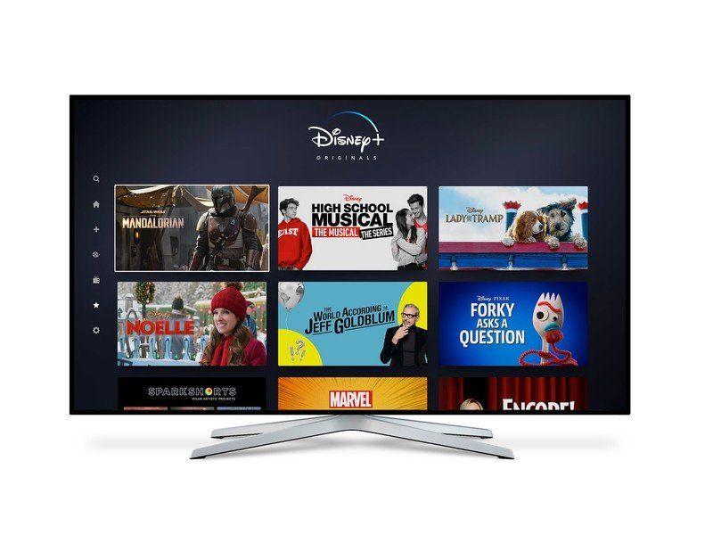 Croak Frogenson on Disney plus, Samsung tvs, Disney
