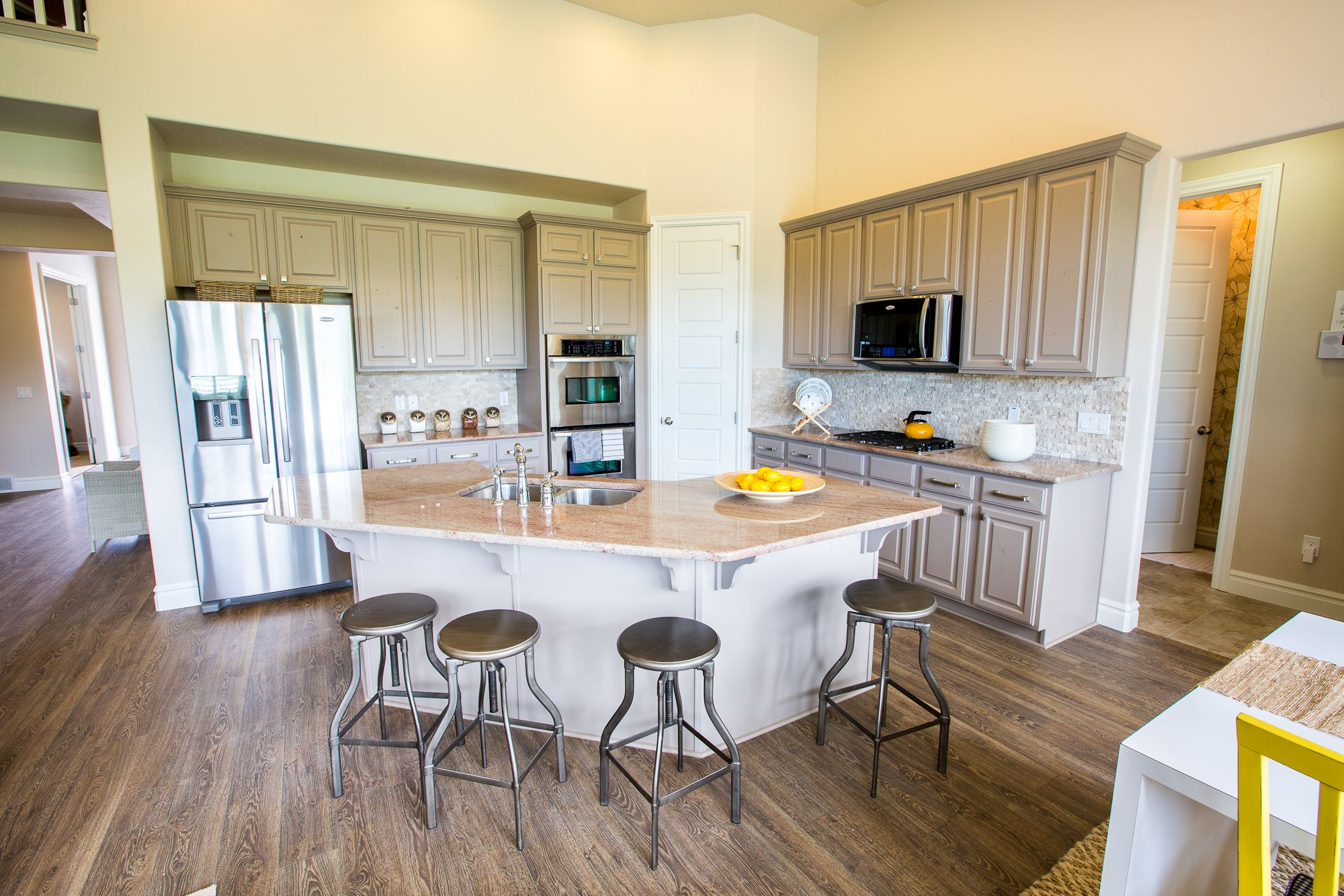 Henry Walker Homes Kitchen Oakwood Homes Home Kitchens New Homes