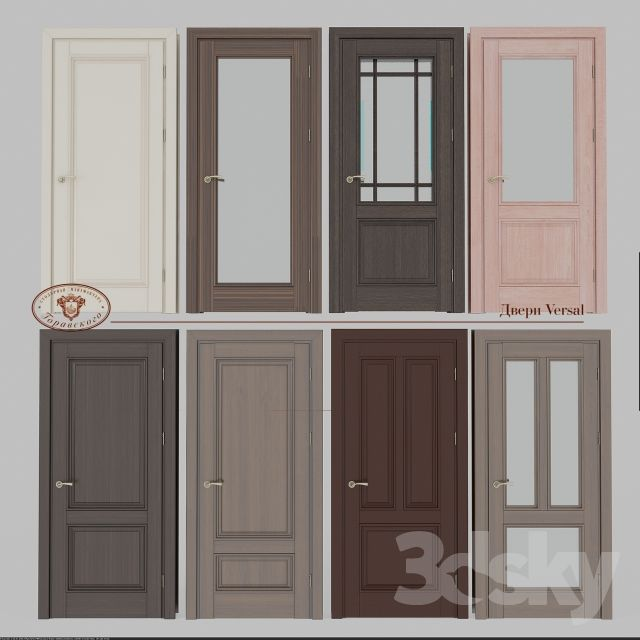 Doors Goravsky / collection Versal