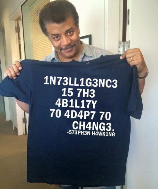 190a90e0 Neil deGrasse Tyson, ladies and gentlemen! | Neat Stuff | Funny ...
