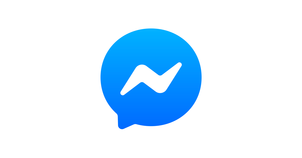 Instantly Reach The People In Your Life For Free Messenger Is Just Like Texting But You Don T Have T Facebook Messenger Logo Facebook Messenger Snapchat Logo