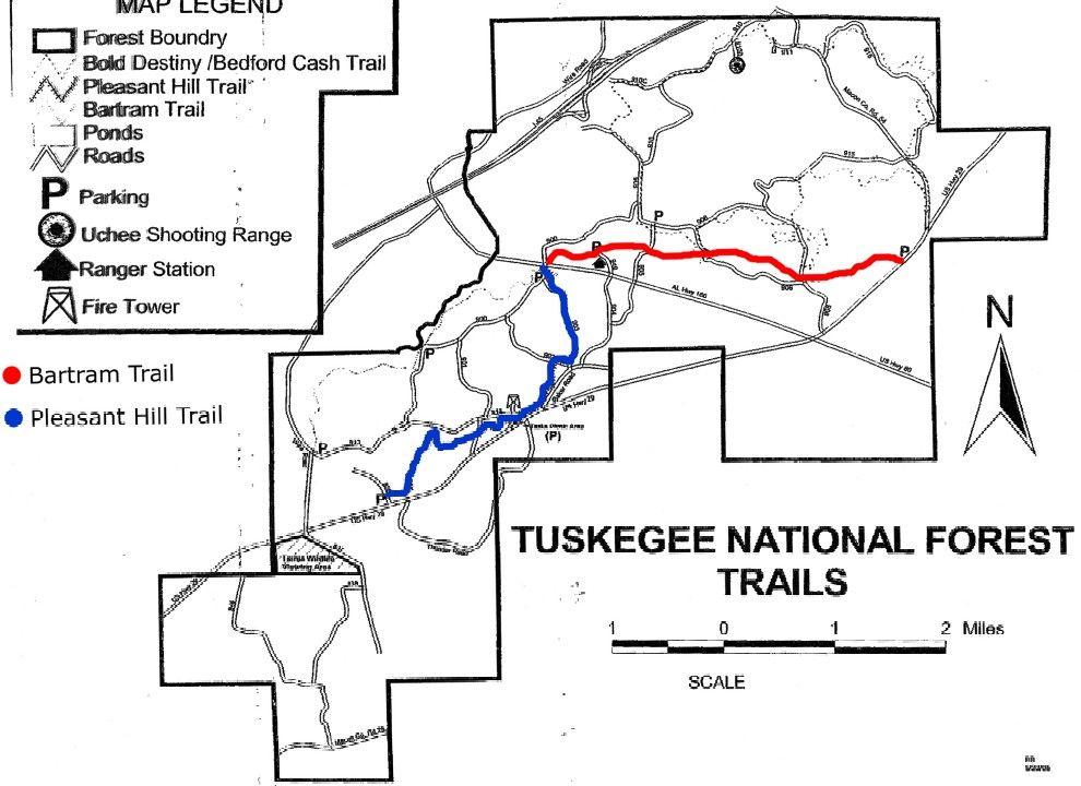 Tuskegee Trails Tuskegee AL Bike Trails Pinterest