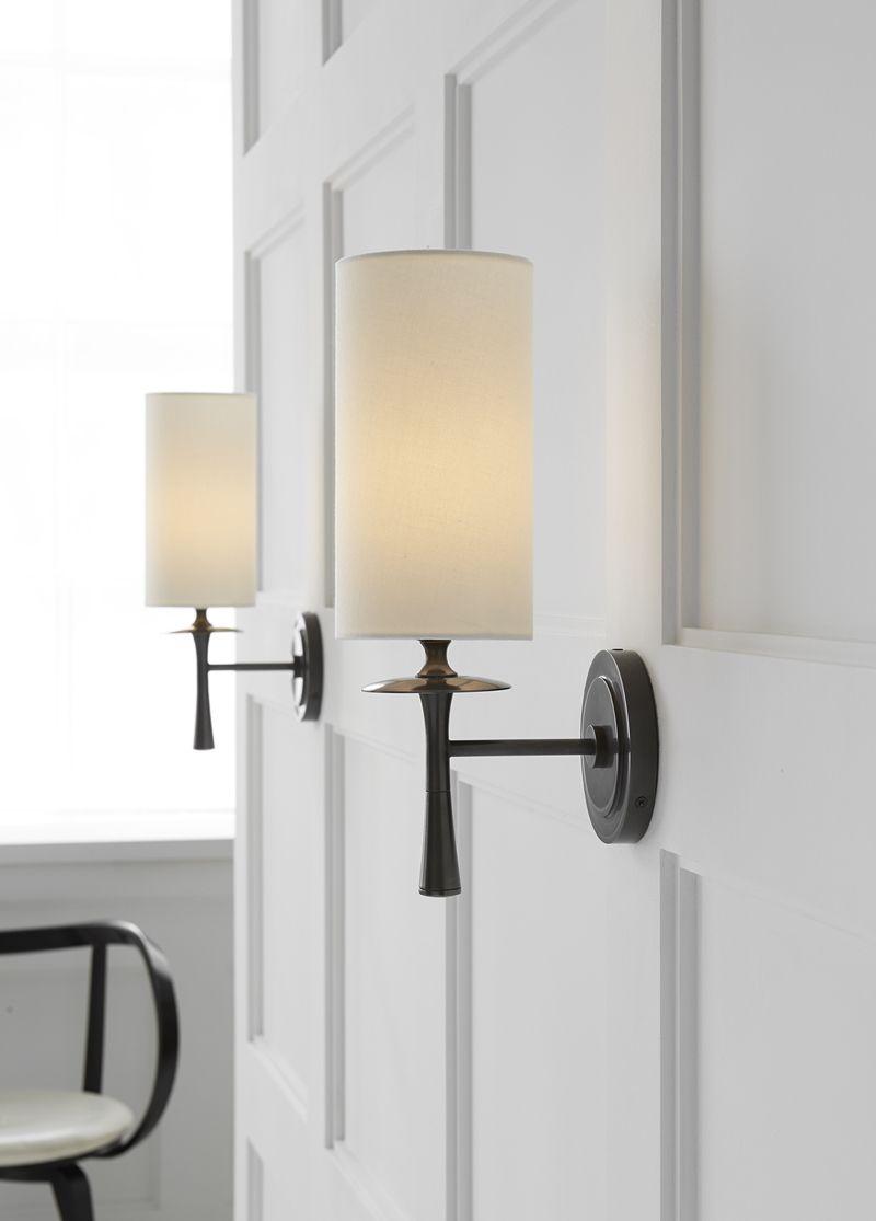 Drunmore Single Sconce Home Lighting Bathroom