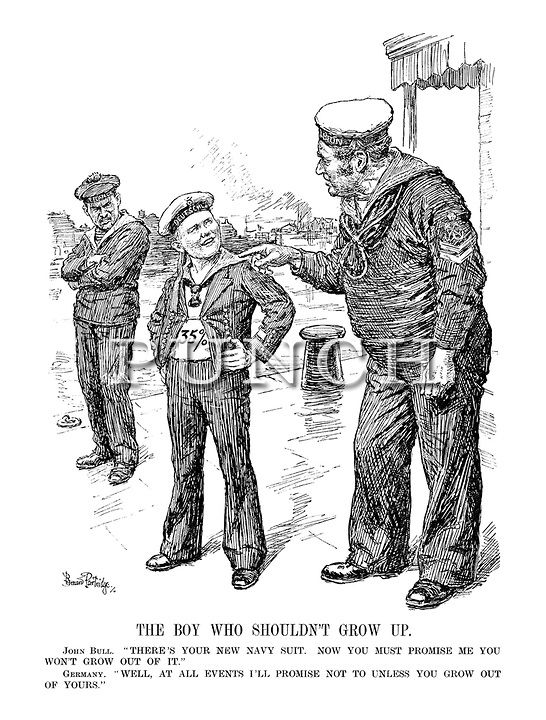 Anglo German Naval Agreement 1935 The Boy Who Shouldnt Grow Up