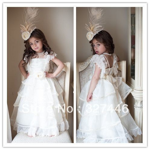 photos of vintage style little girls clothing | New Vintage Little ...
