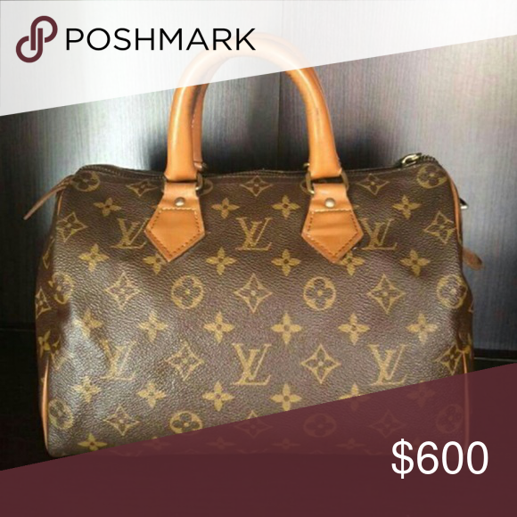 2afb66eeb6f3 AUTHENTIC Vintage Louis Vuitton     This bag has been checked and verified  for