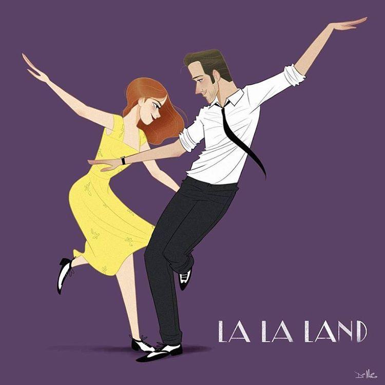 CINE SE ESTRENA ANTENA3TV | Si 'La La Land' fuera de Pixar: Emma Stone y Ryan Gosling en versión animada es lo mejor que verás hoy