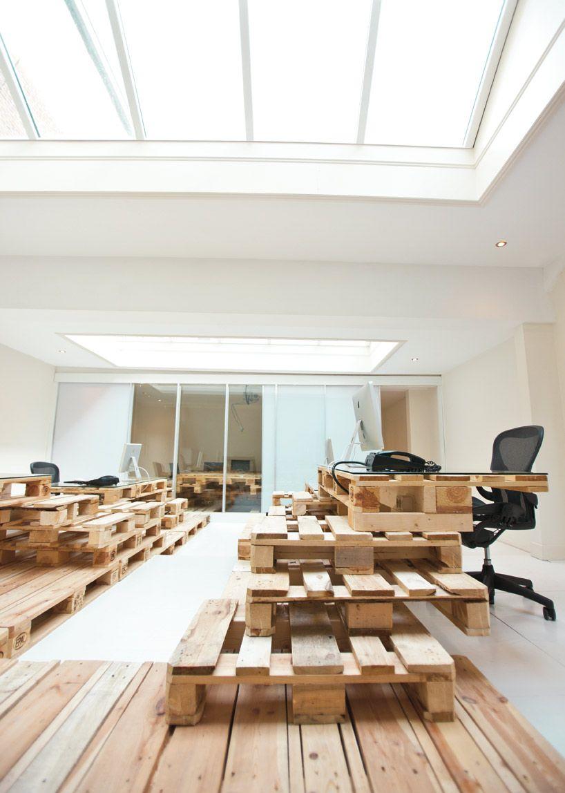 most architecture: brandbase pallet | Fantastic Office Spaces ...