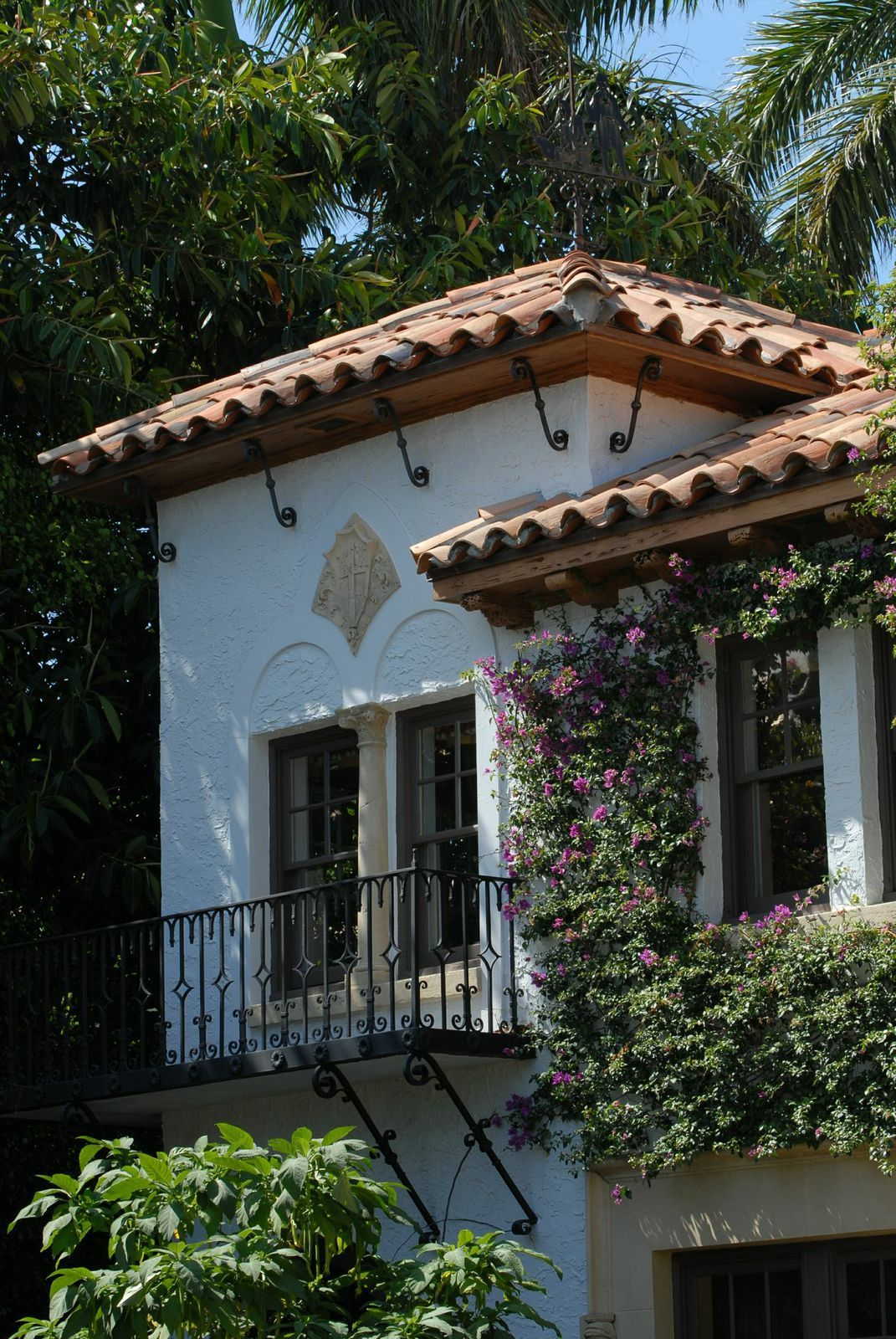 Handmade clay tile roofing south florida http www for Spanish clay tile roof