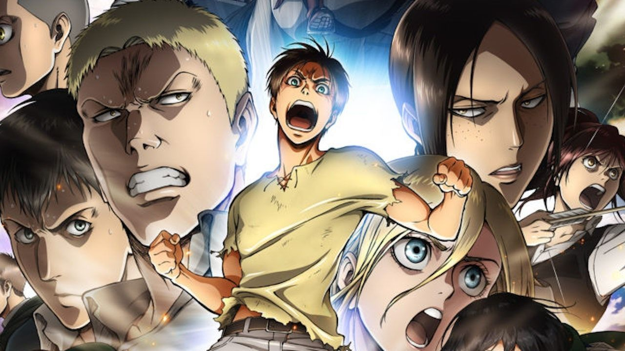 How to Watch Attack on Titan Season 2 This Weekend