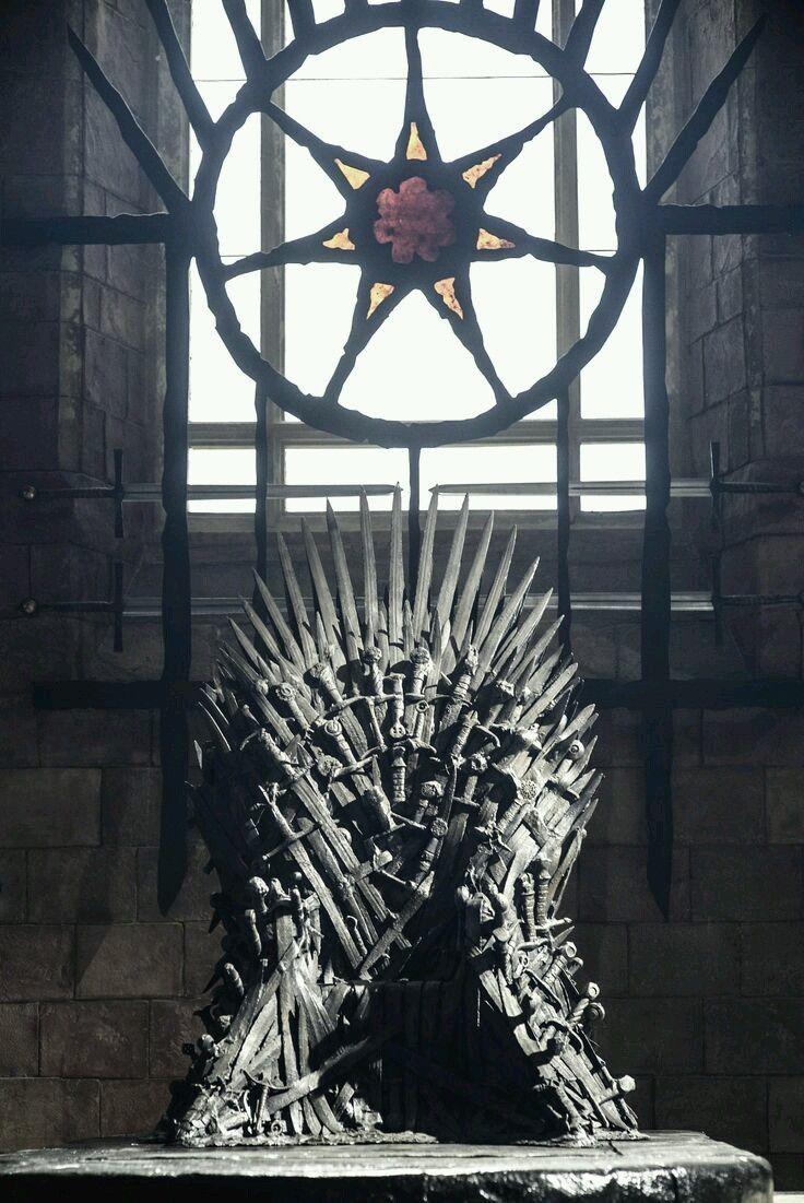 The Iron Throne Game Of Thrones Joffrey Iron Throne Game Game Of Thrones Episodes