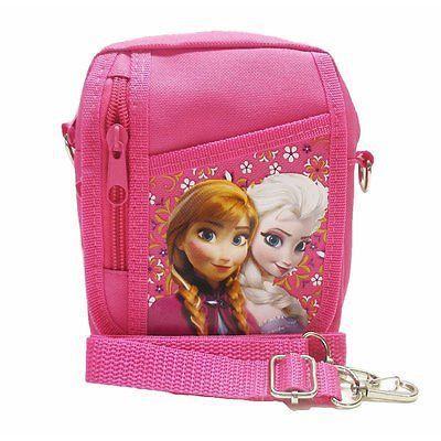 Disney Frozen Anna /& Elsa Crossbody Bag brand new
