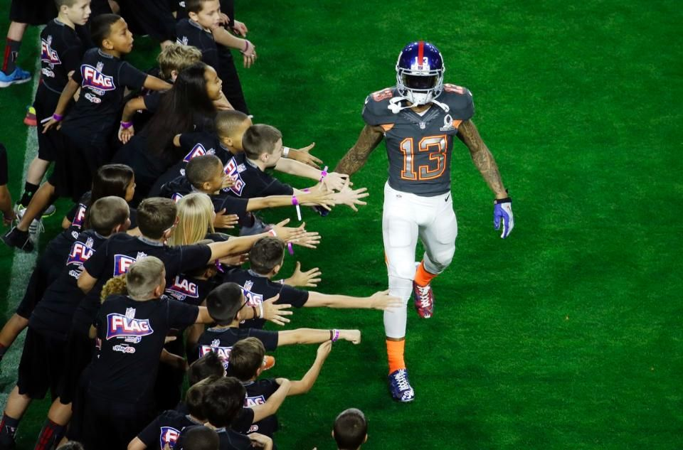 meet 4eeff d7e59 The best of Odell Beckham Jr. at the Pro Bowl | Giants ...