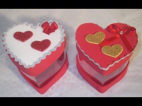 Como Fazer Caixas Para Presente Dia Dos Namorados Com Garrafa Pet