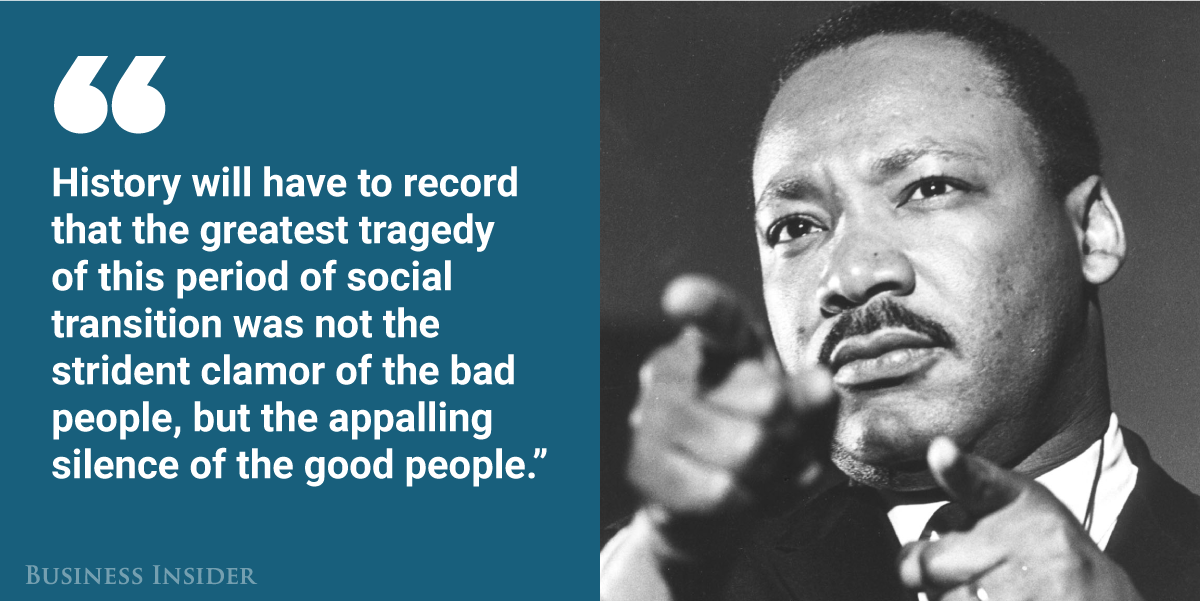 12 Inspiring Quotes From Martin Luther King Jr Quotable Quotes