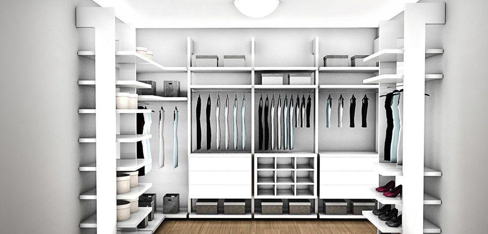 Resultado de imagem para closets pequenos e modernos for Interior closets modernos