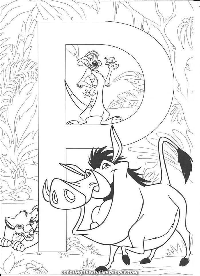 Pin By Jessica Richards On For The Kids Disney Coloring Pages Disney Alphabet Disney Coloring Sheets