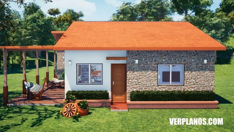 Casas De Campo Pequenas Y Bonitas