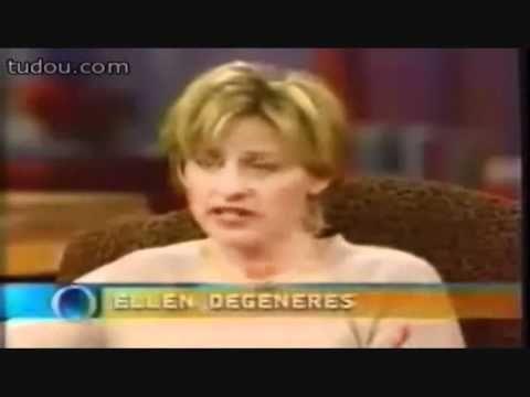 Ellen DeGeneres - ComingOut Interview - Part 3 [1997]