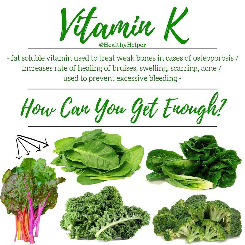 what vitamin k used for