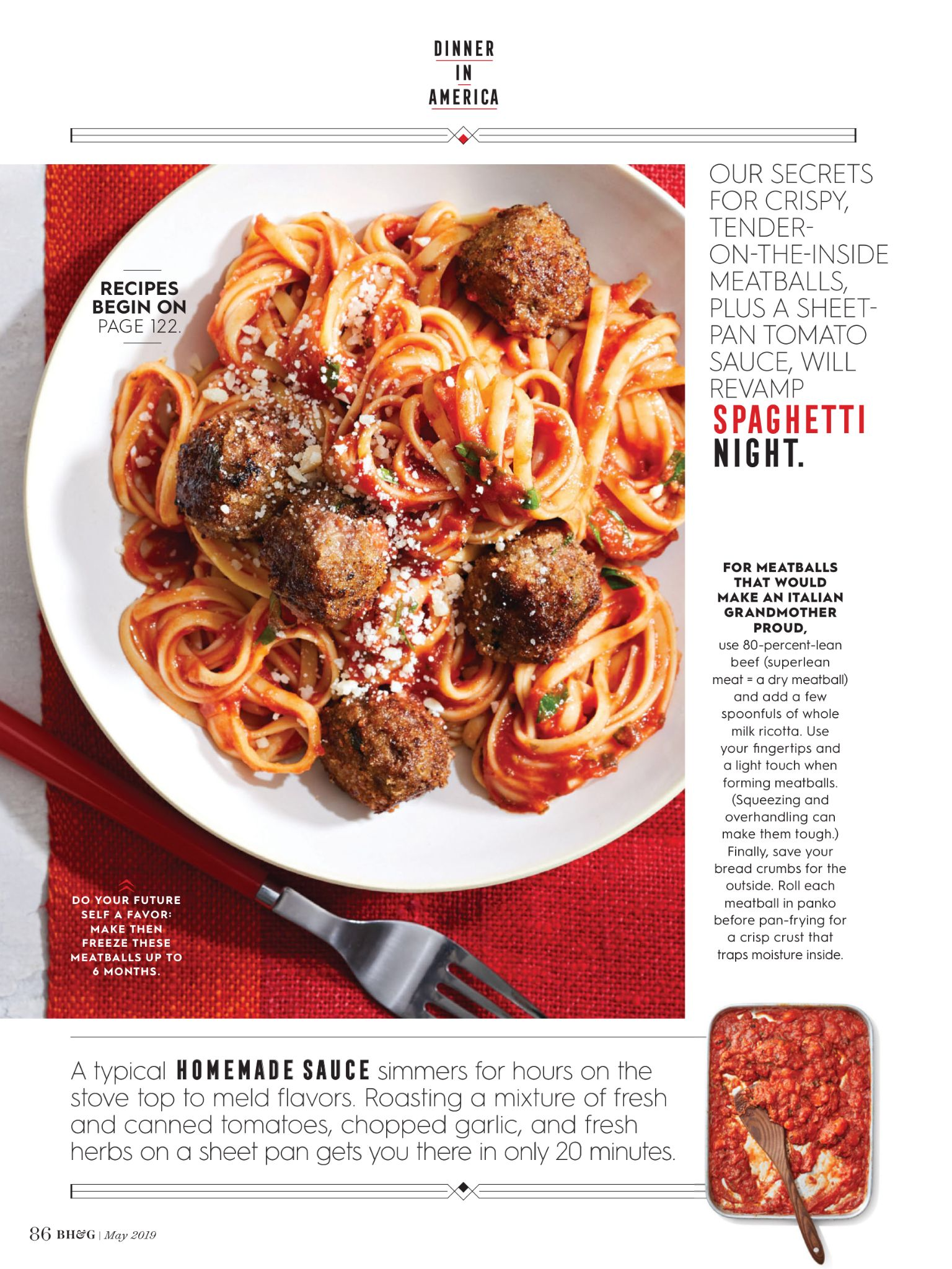 eb002df0ac3cdb2842632f2c970b8629 - Better Homes And Gardens Spaghetti And Meatballs Recipe