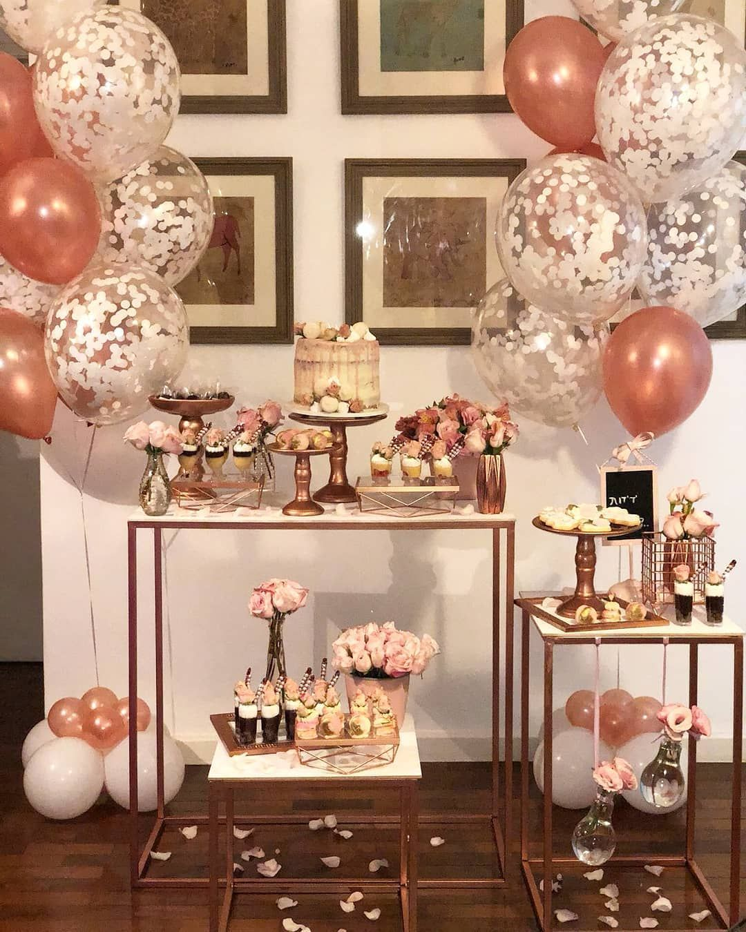 Rose Gold Quinceañera Inspiration For Your Quince Rose