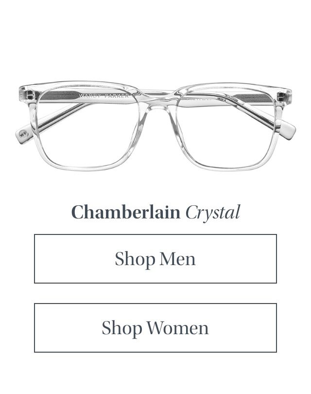 3c2e5b51c962 Warby Parker Chamberlain glasses! Thick and light frames!