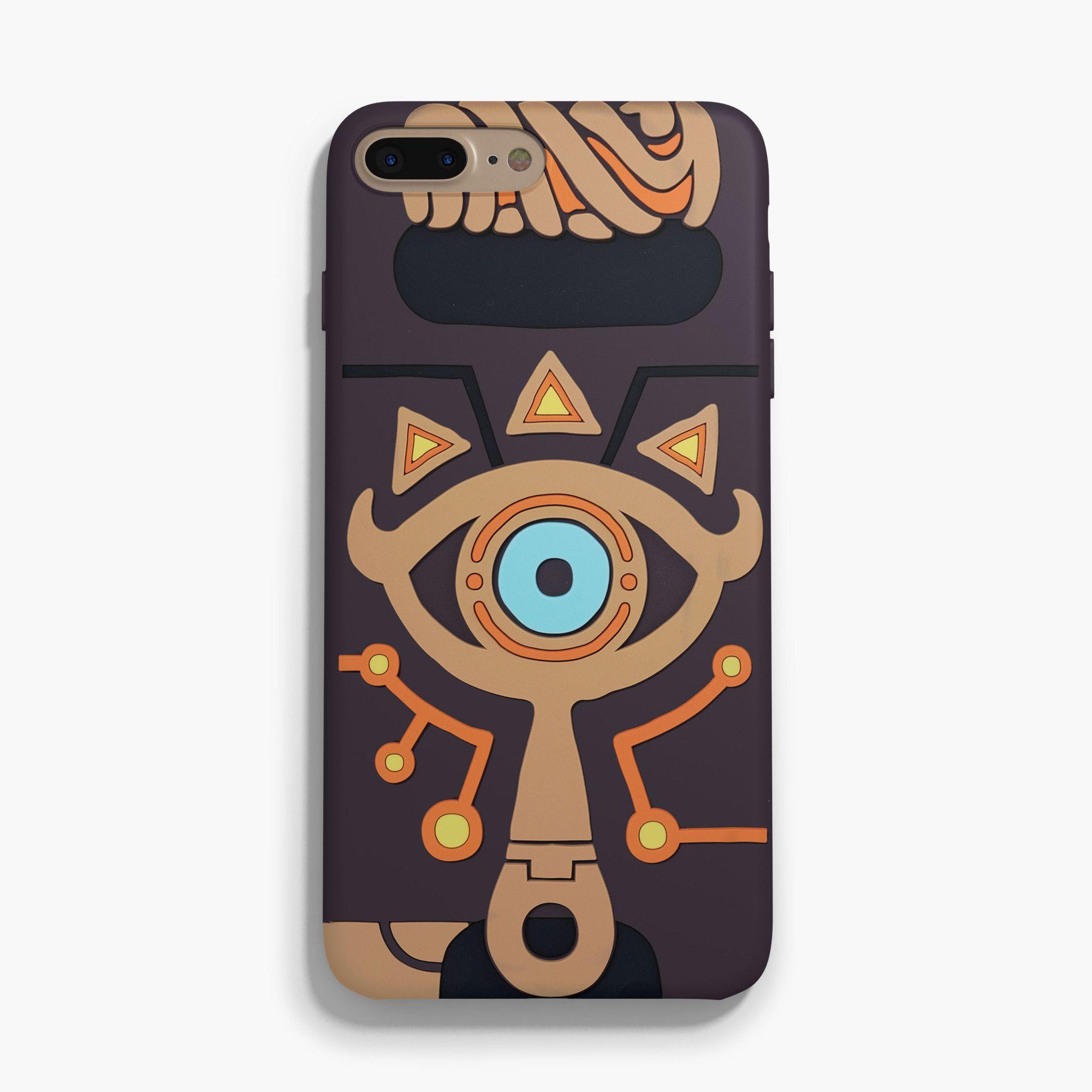 Sheikah Slate Iph Http Www Casesity Com Products Sheikah Slate Iphone 7 Case Utm Campaign Social Autopilot Utm Source P Case Legend Of Zelda Clear Cases