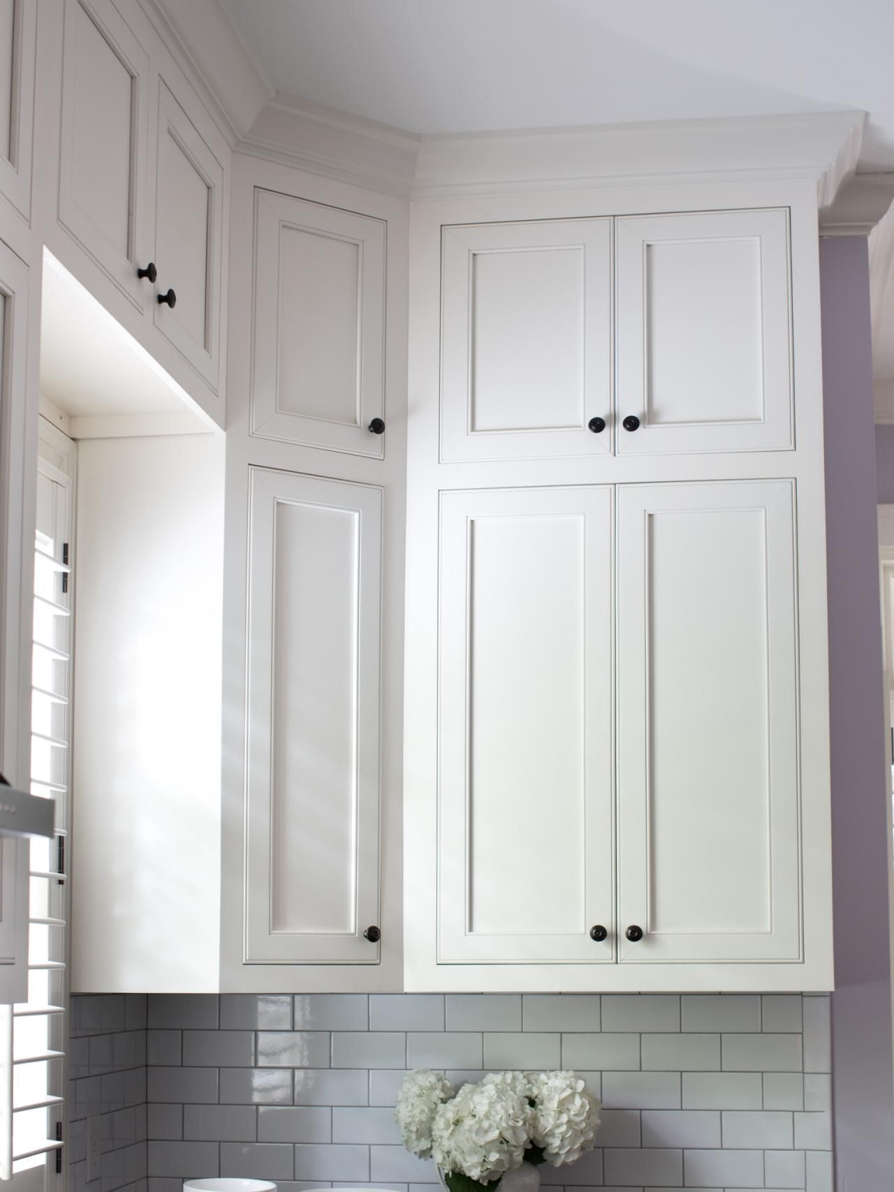 finishing touches to make or break a remodel hgtv kitchen cabinets to ceiling white kitchen on kitchen cabinets to the ceiling id=80301