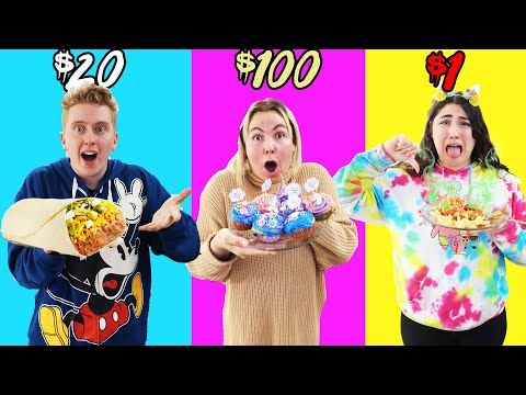 1 vs 500 COOKING challenge! YouTube Challenges, Youtube