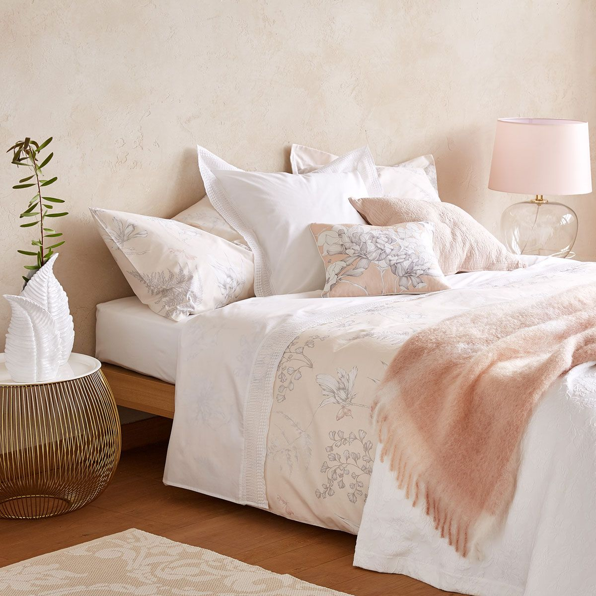 image 1 of the product | bedroom sale, zara home, interior