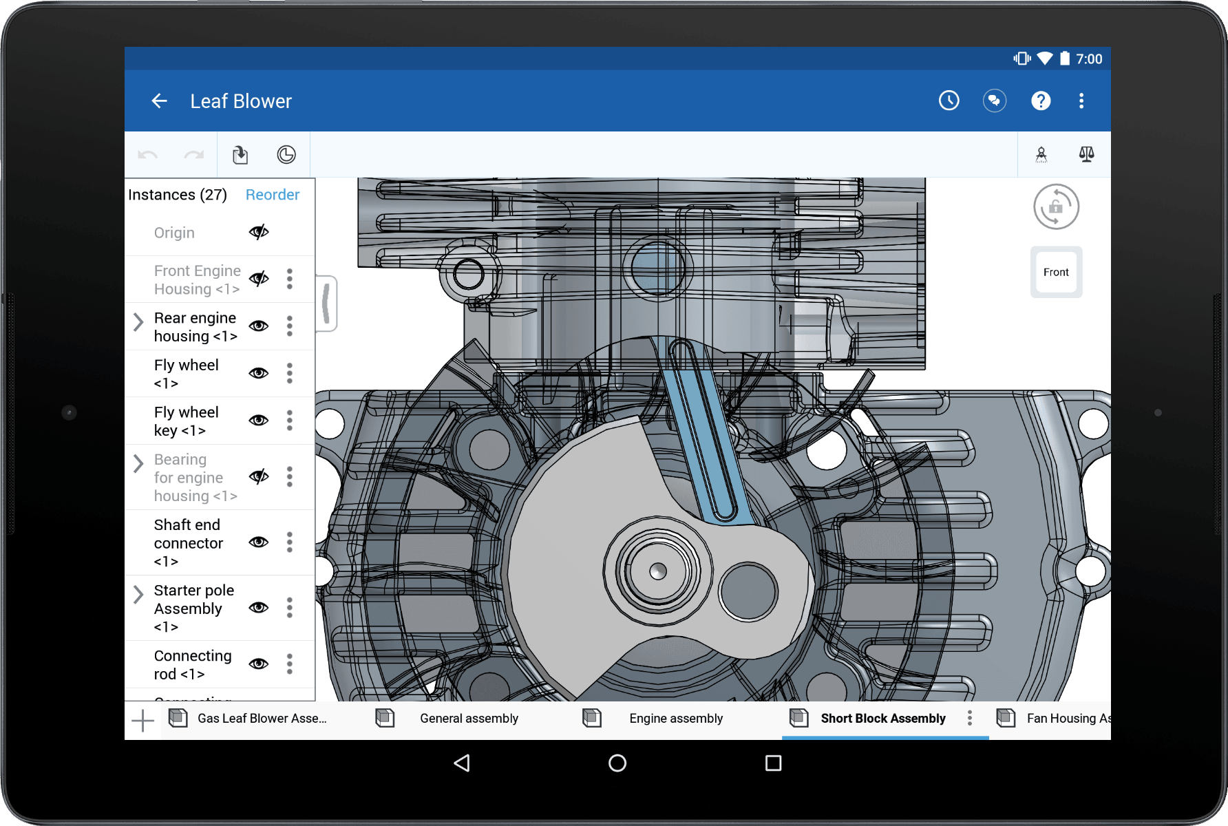 Onshape is the first and only full-cloud 3D CAD system that lets ...